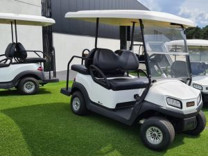 Club Car Tempo Villager