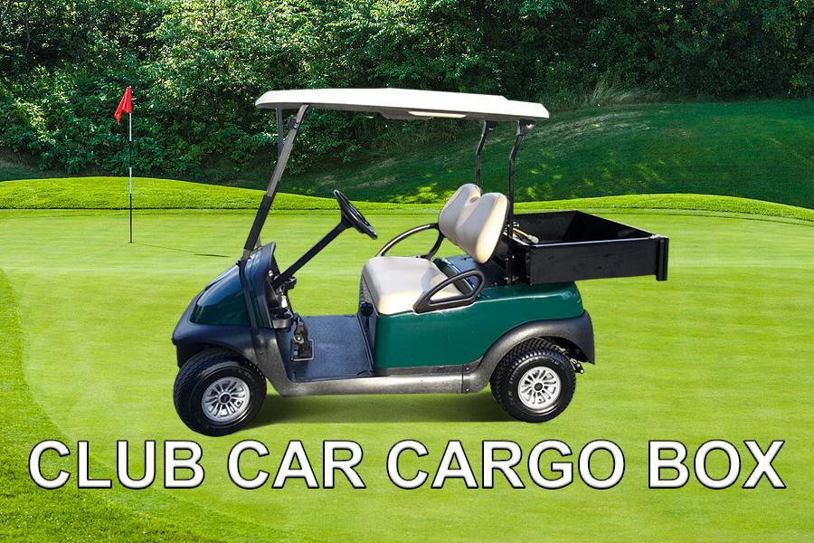 Club Car Cargo Box