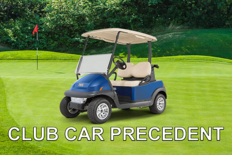 Club Car Precedent