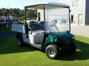 Club Car Carryall 502 benzine