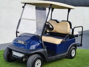 Club Car Precedent Villager