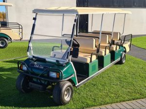 Club Car Villager 8-seat Petrol