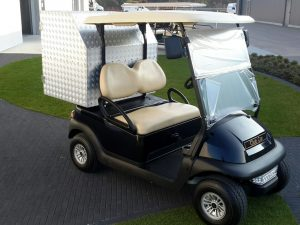 Club Car Precedent 2017 aluminium box