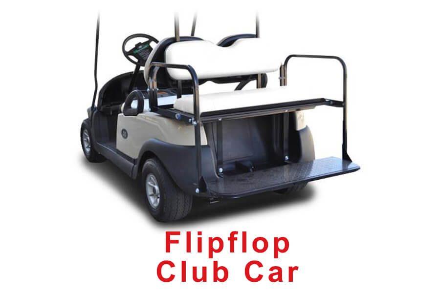 Flipflop stoel