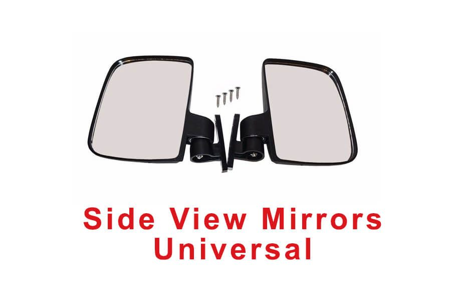 Universele zijspiegels